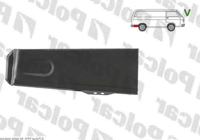 Купить кузовные детали на фольксваген транспортер т3 импульс инвест элеватор