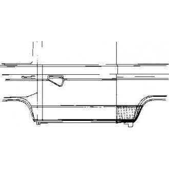 Купить кузовные детали на фольксваген транспортер т3 обвес транспортер т3
