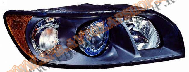 Volvo s40/v40 0296-1203 devil eyes chrome